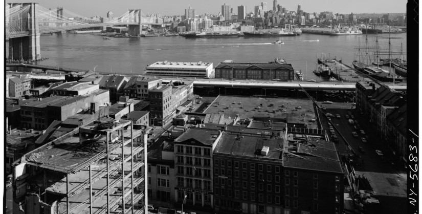 Book Review: Preserving South Street Seaport