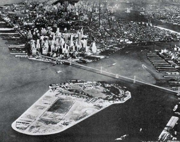 Brooklyn Battery Bridge