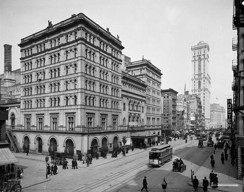 """Old"" Metropolitan Opera House"