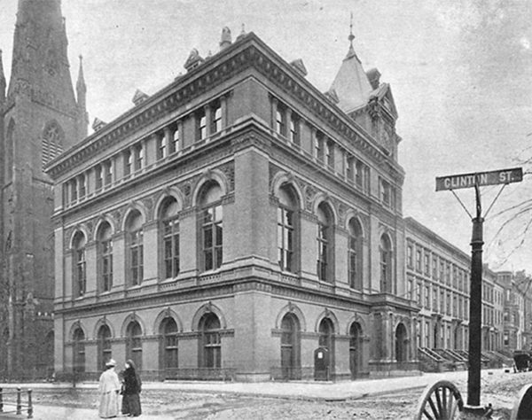 Cocktails & Conversation: An Evening to Honor NYC's First Historic District