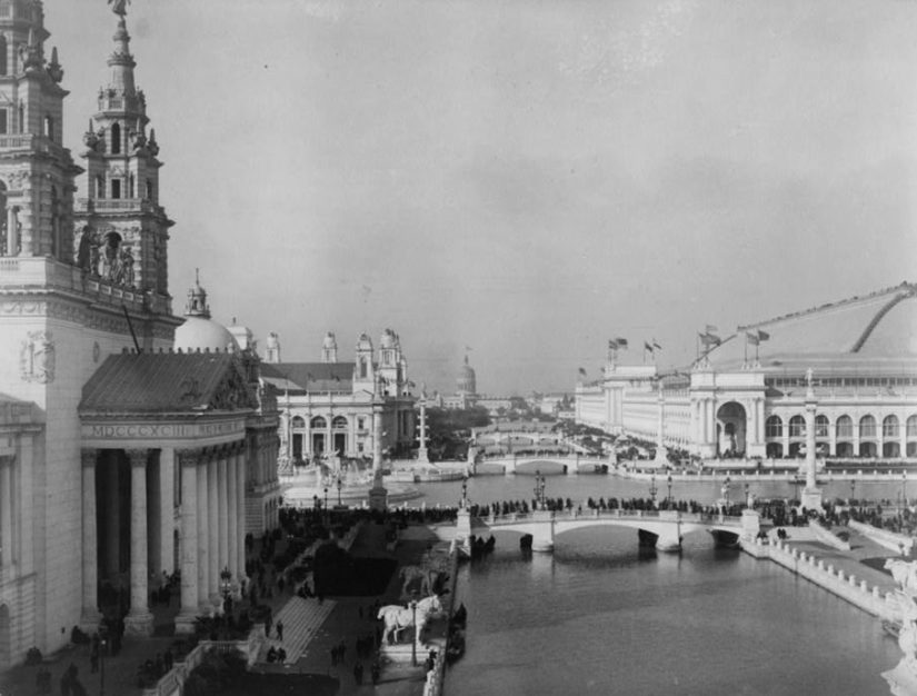 1893 World's Columbian Exposition