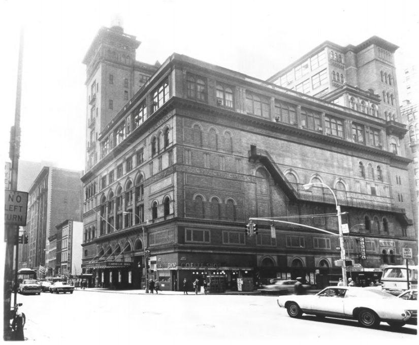 Carnegie Hall Bill (1960)