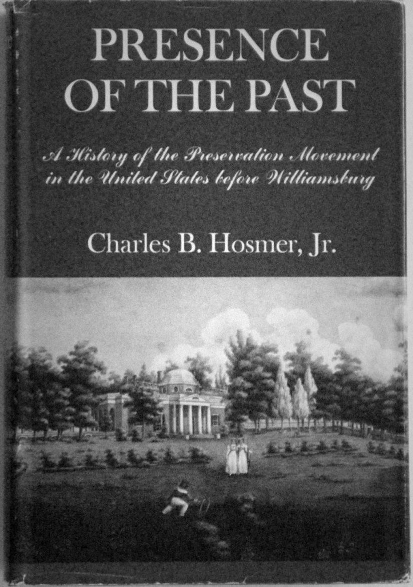Charles Bridgham Hosmer, Jr.