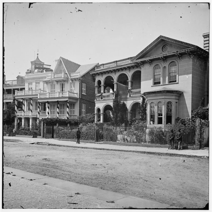 The Old and Historic Charleston District