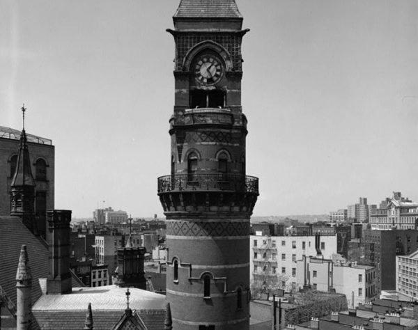 Committee of Neighbors to Get the Clock on Jefferson Market Courthouse Started
