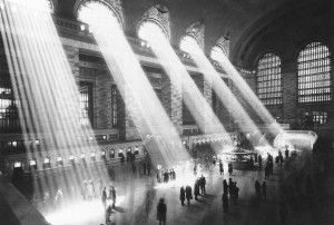 Grand Central Terminal in 1954; Courtesy of AP Photo