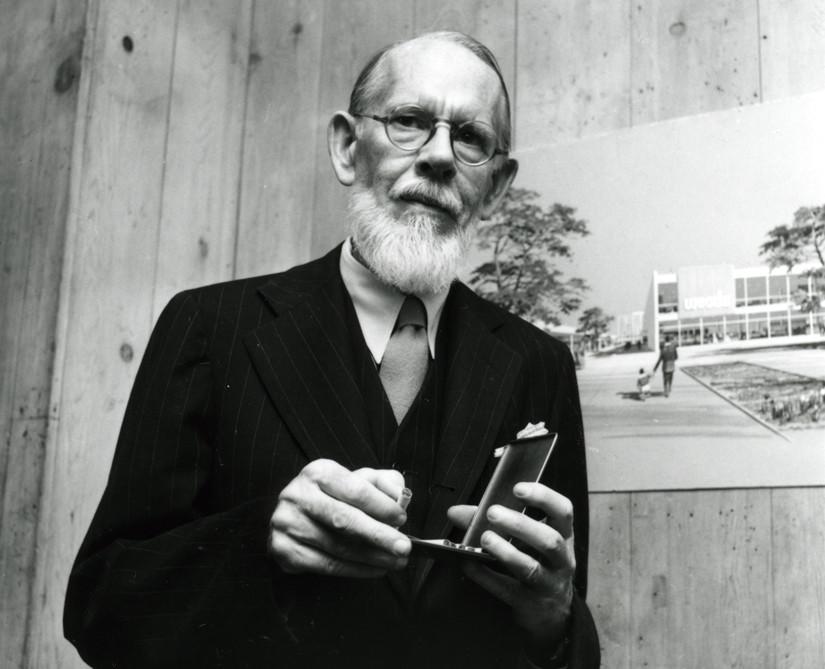 Talbot F. Hamlin