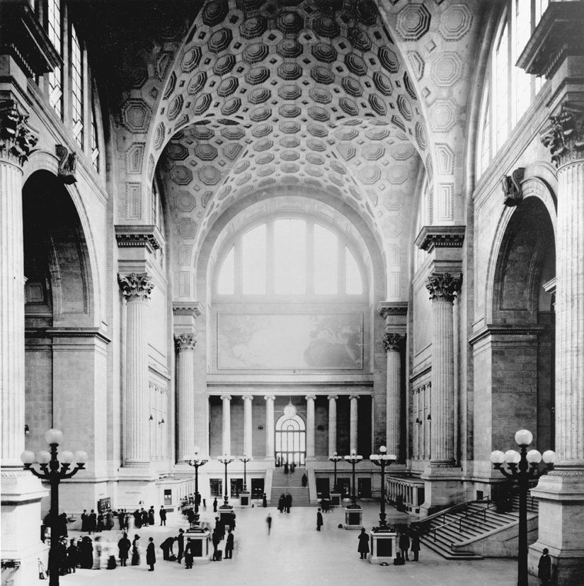 Preservation after the Demolition of Penn Station: A Panel Discussion