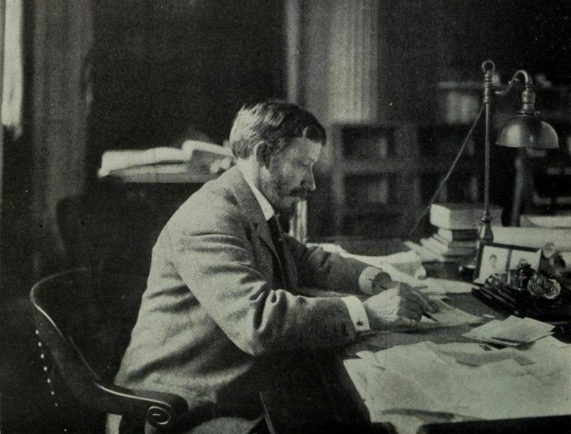George McAneny