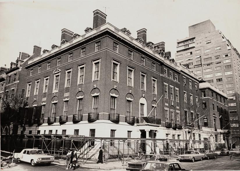Pyne-Davison Row