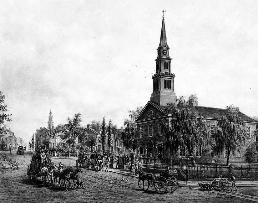 Saint Mark's Church in-the-Bowery