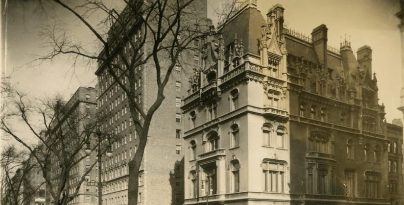 Warburg Mansion