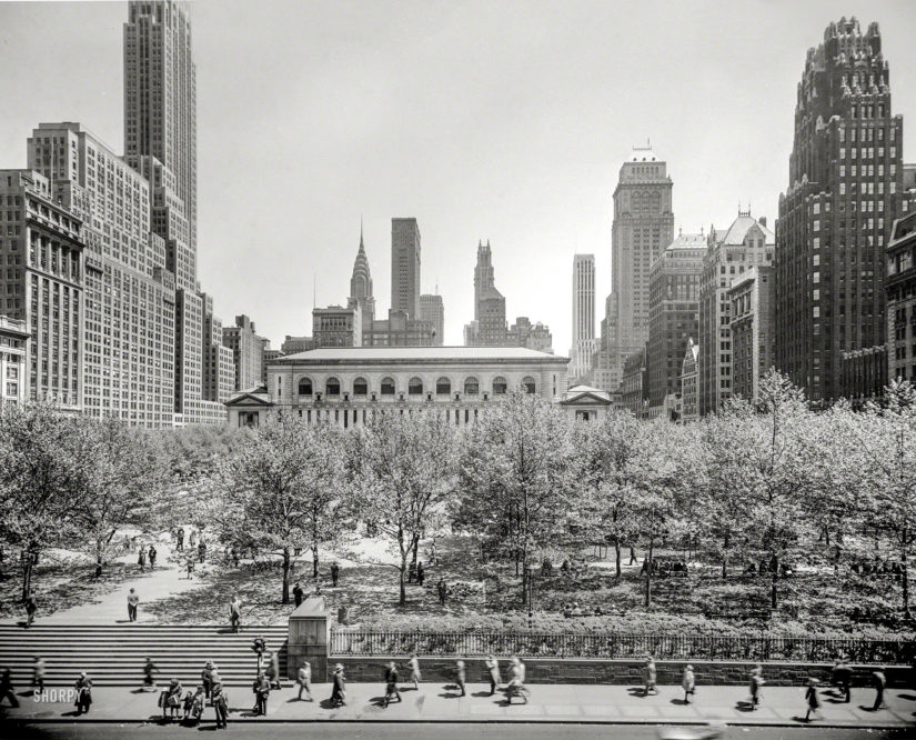 Battle for Bryant Park, 25 Years On