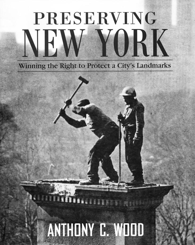 Launch of Preserving New York!