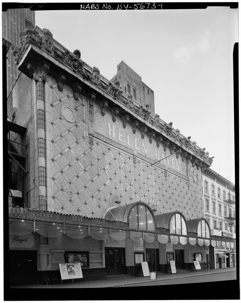 Helen Hayes & Morosco Theatres