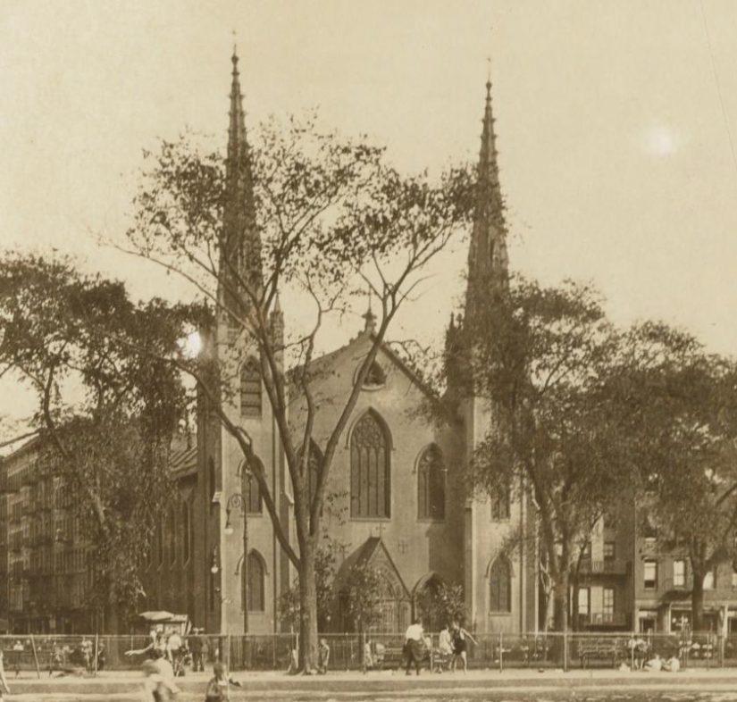 Saint Brigid's Church