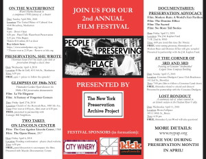 NYPAP - 2018 Film Festival Poster Full Final - People Preserving Place-1