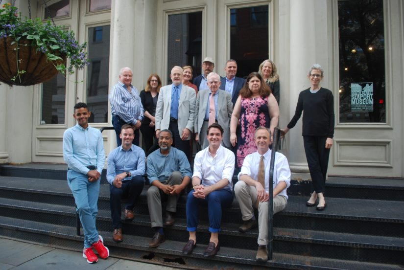 Archive Project Holds Strategic Planning Retreat