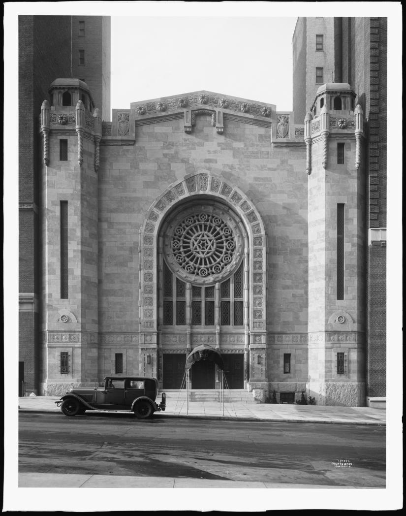 Mount Neboh Synagogue