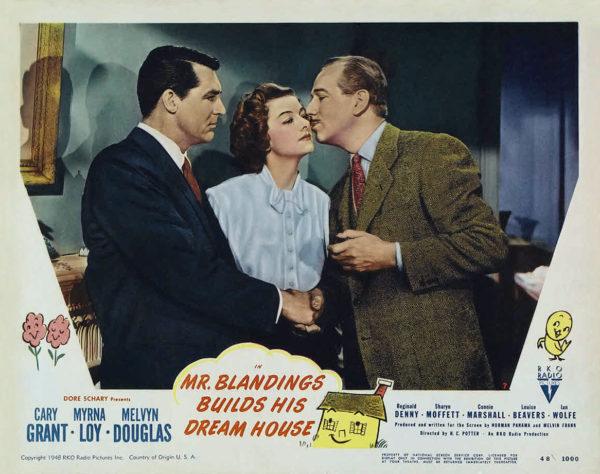 Film Festival Event: Mr. Blandings Builds His Dream House