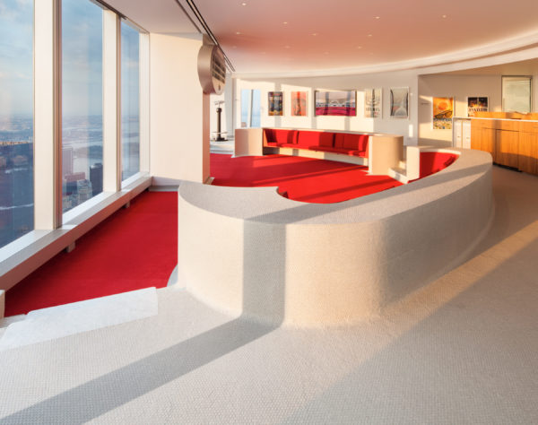Film Festival Event: Closing Night Celebration at One World Trade Center's TWA Lounge