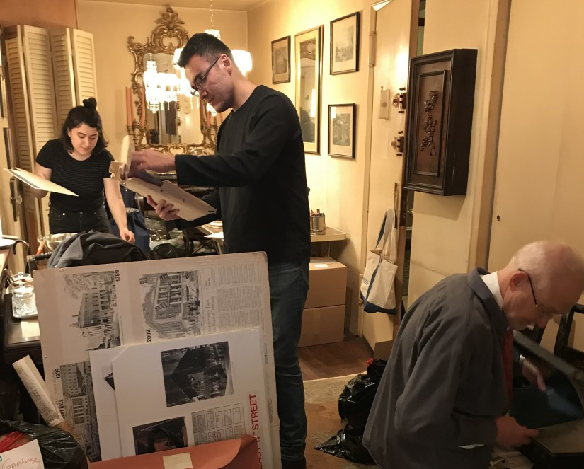 Saving a Preservationist's Legacy: Jack Taylor's Papers