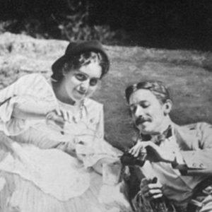 George McAneny and Marjorie Jacobi