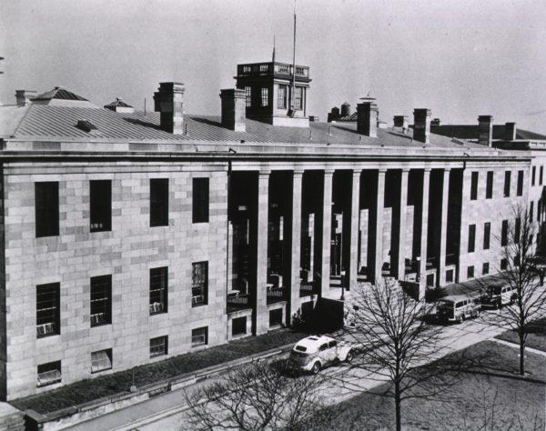 Brooklyn Naval Hospital